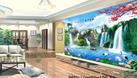 Gạch ốp tường- gạch hoa 3d (ảnh 1)