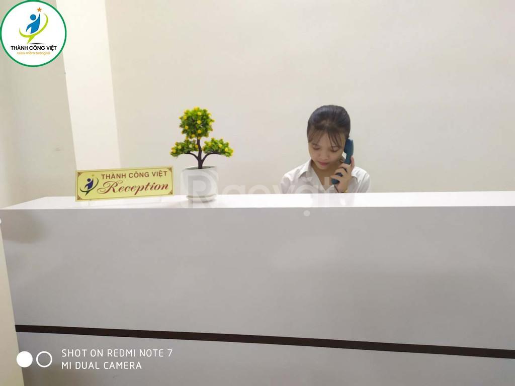 Khóa học lễ tân tại Đà Nẵng- Dạy nghề lễ tân Đà Nẵng