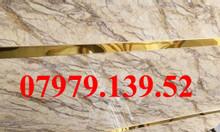 Nẹp la inox 304, lập la inox, nẹp lá, nẹp trang trí inox 304