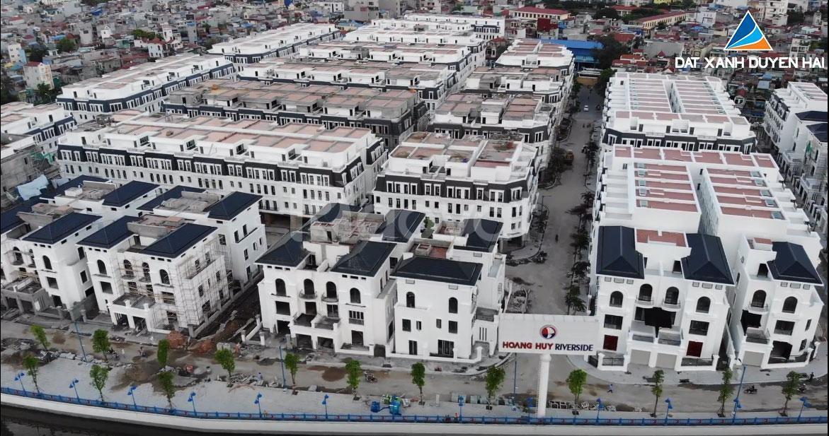 Mở bán quỹ căn cuối cùng dự án Hoàng Huy Riverside, Ck đến 15%