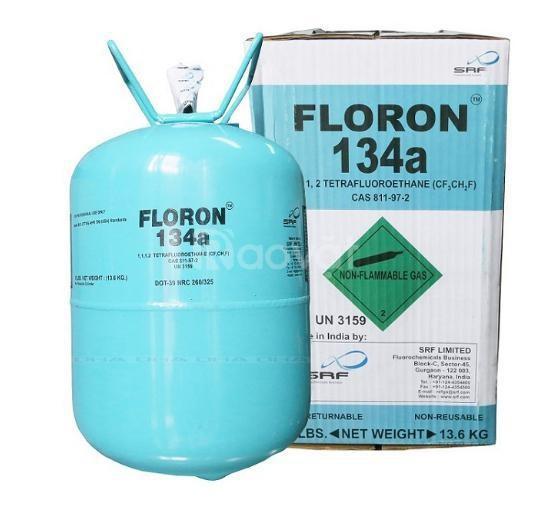Gas lạnh R134a Floron - Điện máy Thành Đạt (ảnh 1)