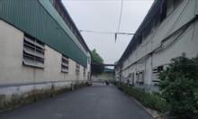 Cho thuê nhà xưởng 10000m2 MT QL1A Quận 12