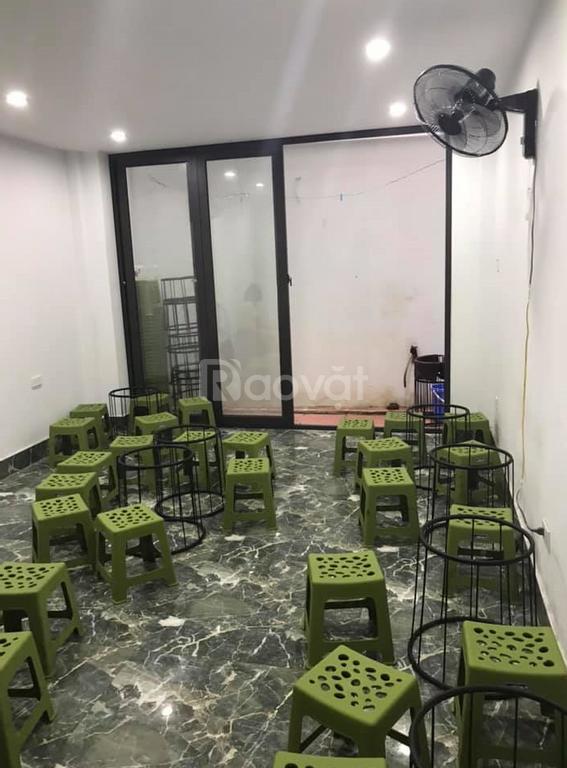 Bán nhà phố kinh doanh Nguyễn Khoái 65m2 x 6PN giá 11.5 tỷ