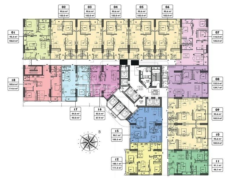 Căn hộ Golden Park, quý IV nhận nhà, chiết khấu 4.5%, lãi suất 0%