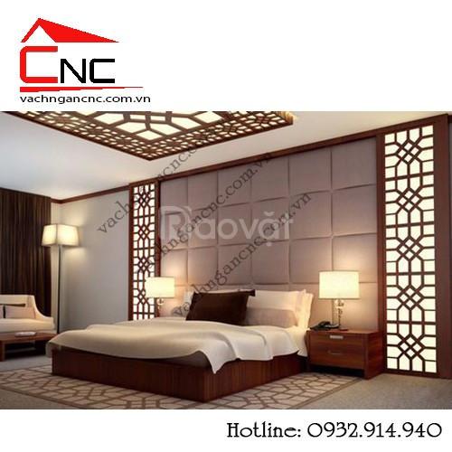 Lưu ý khi chọn vách ngăn cnc phòng ngủ bằng gỗ (ảnh 6)