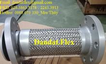 Ống giảm chấn inox, ống mềm chịu nhiệt đàn hồi, khớp nối mềm inox 304