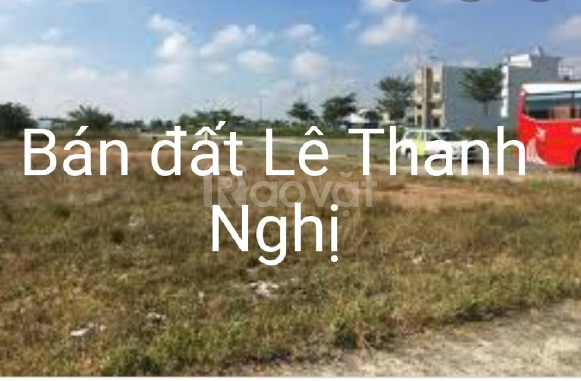 Mảnh đất Lê Thanh Nghị, 2 mặt đường ôtô tránh, 80m, 11.8 tỷ