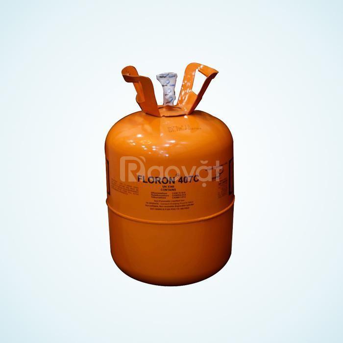 Thành Đạt bán gas lạnh R407C Floron (ảnh 1)
