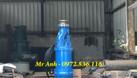 Giá bơm chìm nước thải Tsurumi 3.7kw, KTZ33.7, KTZ23.7 (ảnh 3)