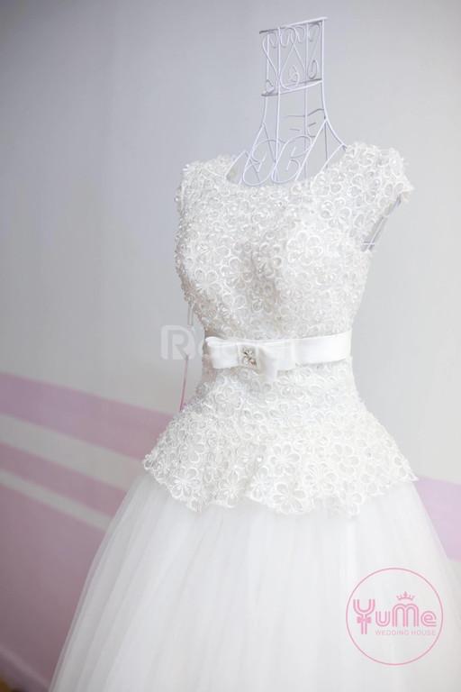 Thanh lý váy cưới giá rẻ tại hcm