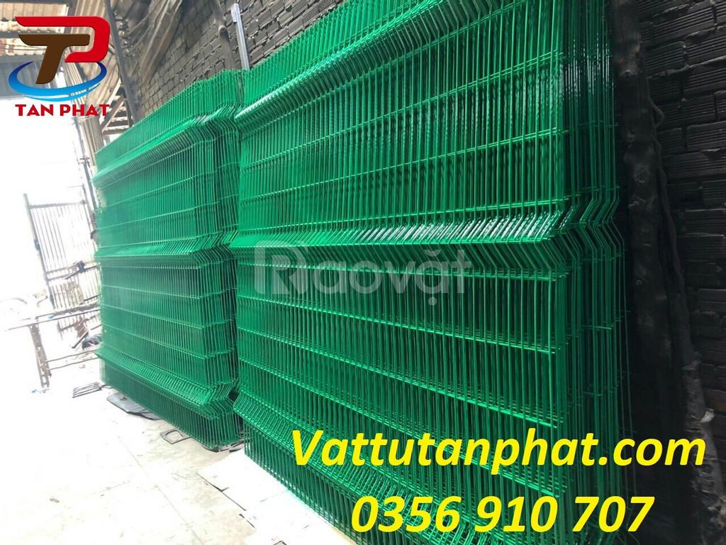Hàng rào lưới thép , hàng rào chắn sóng, hàng rào thép D4,D6