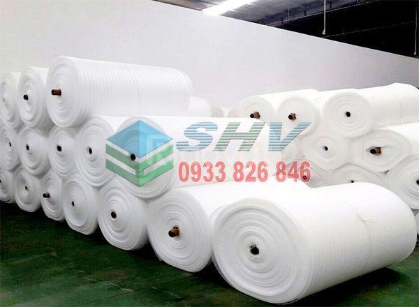 Nhà máy sản xuất mút xốp pe foam