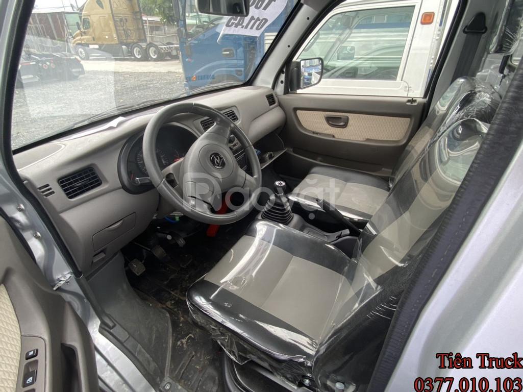 Xe tải Dongben tải trọng dưới 1 tấn, xe tải Trung Quốc giá rẻ