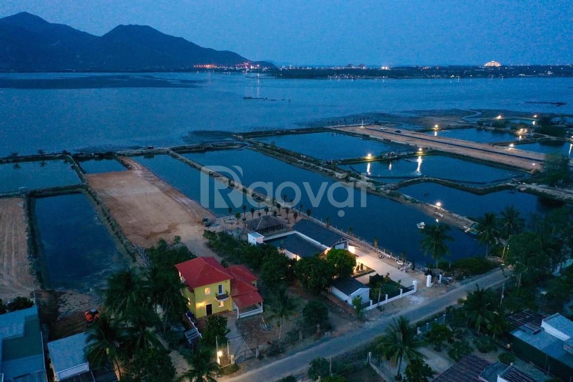 Chỉ 868TR sở hữu ngay đất Đầm Thủy Triều, Bãi Dài, Cam Lâm