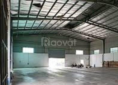 Cho thuê kho xưởng tại Quốc Oai 350m, 450m, 600m gần KCN Quốc Oai