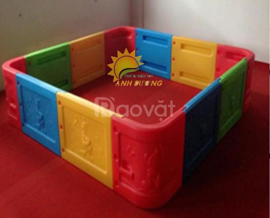 Nhà banh dành cho bé vui chơi giá rẻ nhất thị trường