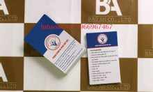 In card giá rẻ, địa chỉ in danh thiếp, báo giá in card công ty