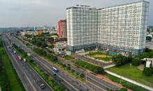 Cho thuê căn hộ đất xanh mới, ngay ngã tư Thủ Đức, tầng 24
