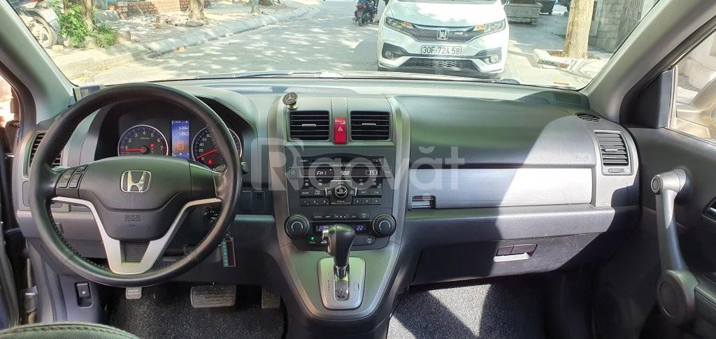 Xe Honda CRV 2010