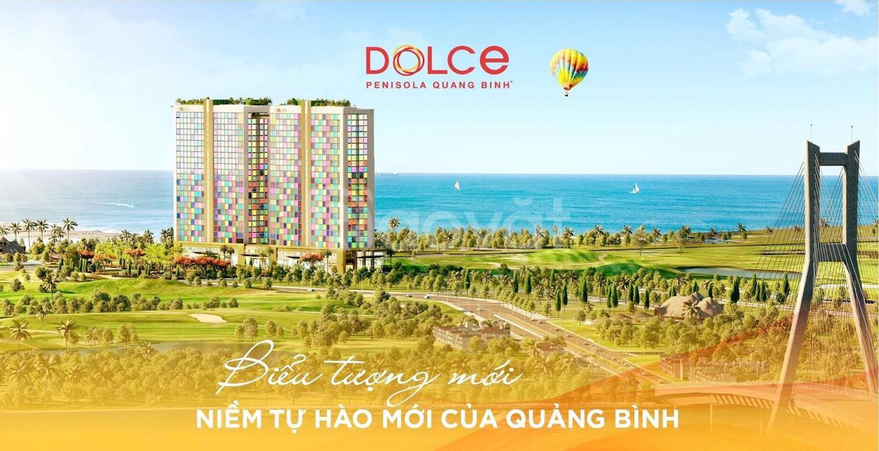 Căn hộ khách sạn 6 sao mặt biển Dolce Penisola Quảng Bình