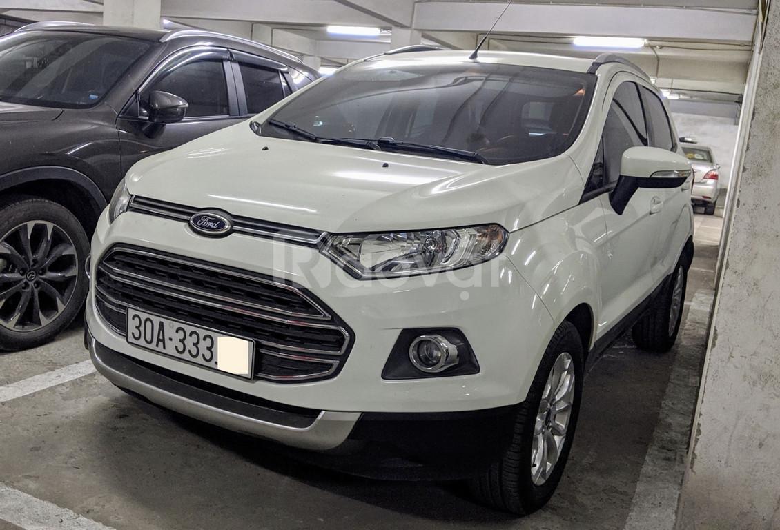 Ford Ecosport Titanium 1.5 2014 Xe đẹp - Chính chủ
