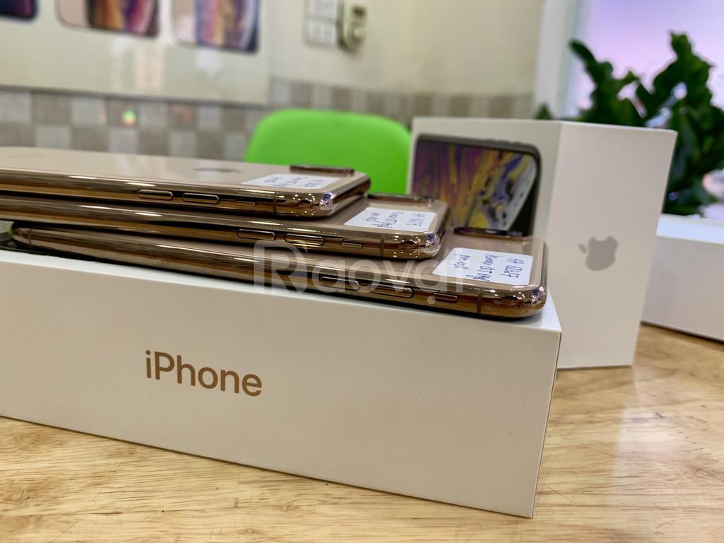 Siêu phẩm iphone XSMAX quốc tế 64gb đẹp, zin áp, pin 100%