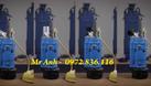 Giá bơm chìm nước thải Tsurumi 3.7kw, KTZ33.7, KTZ23.7 (ảnh 1)