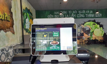 Combo máy tính tiền tại Đà Nẵng giá rẻ cho cà phê – trà sữa