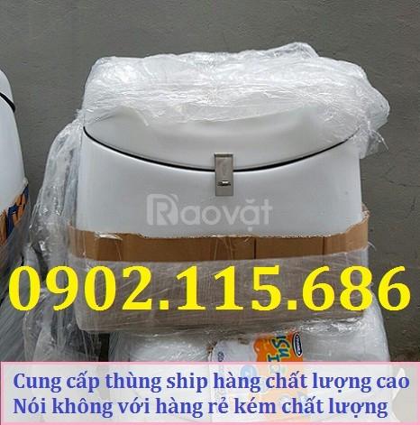 Thùng ship đồ ăn, thùng ship trà sữa, thùng ship sữa chua, thùng ship