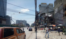 Nhà mặt phố Minh Khai, Hai Ba Trưng 51m2 x 2T