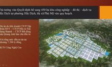700 triệu/nền đất thổ cư ngay trung tâm Phú Mỹ, sổ sẵn từng nền