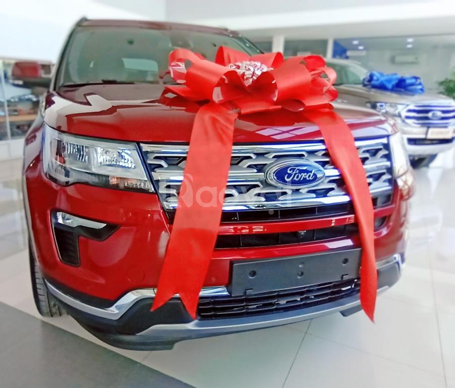 Ford explorer giá giảm mạnh (ảnh 3)