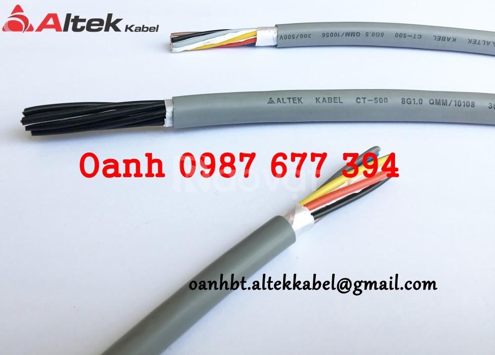 Cáp điều khiển Altel kabel, Cáp tín hiệu Altek Kabel