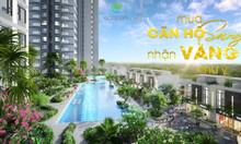 Căn hộ diện tích 74m2 tầng 32 tòa S2 tháp đôi Sky Oasis Ecopark