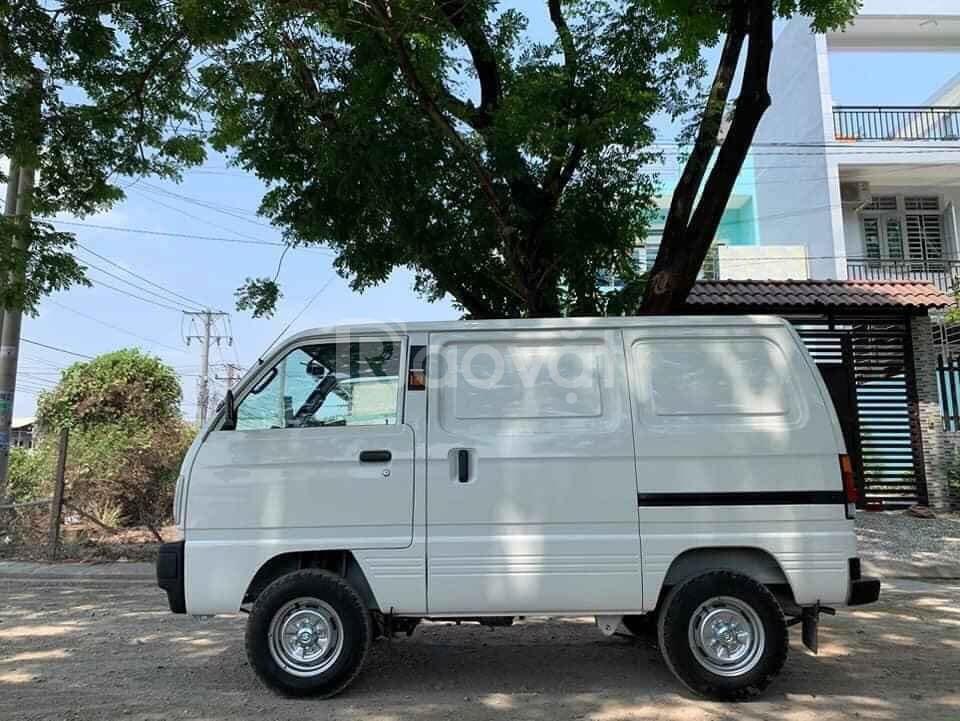 Suzuki Van 2 chỗ tải trọng 650kg chạy phố 24/24