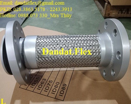 Báo giá khớp nối mềm cho nhà máy thép,khớp nối mềm chống rung máy phát