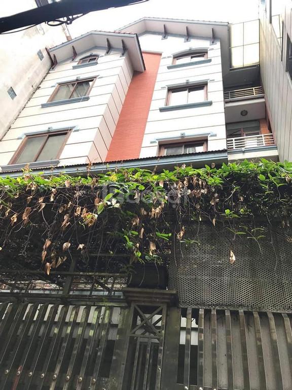 Gia đình cần bán gấp nhà 75m2 tại Lạc Long Quân Tây Hồ Hà Nội