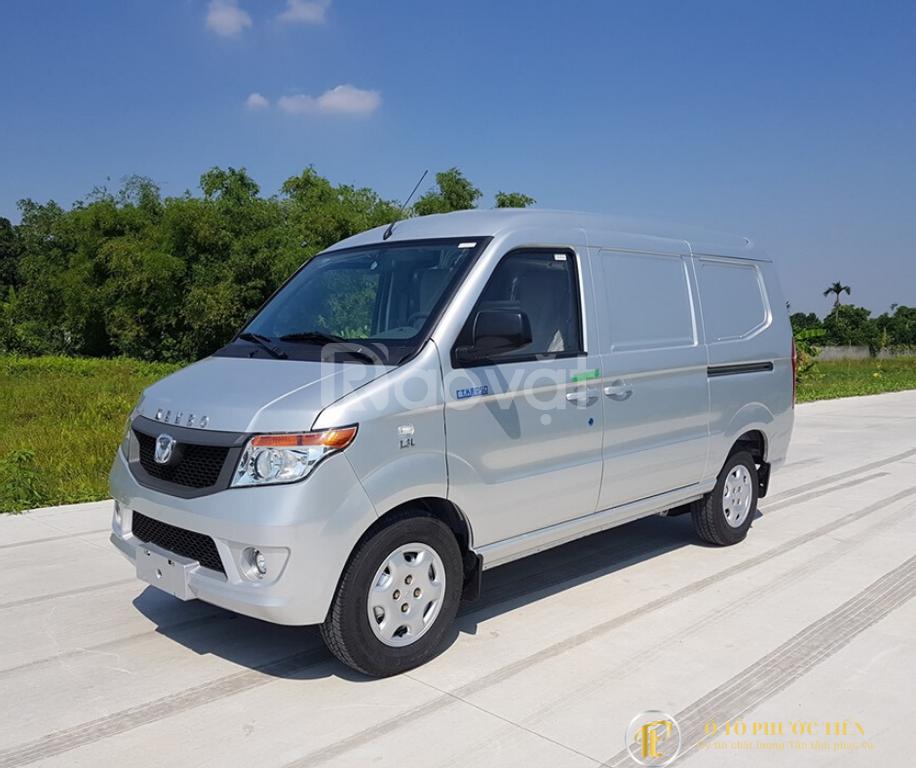 Xe tải van Kenbo 5 chỗ 650kg, 2 chỗ 945kg chạy 24/24 mà không bị cấm