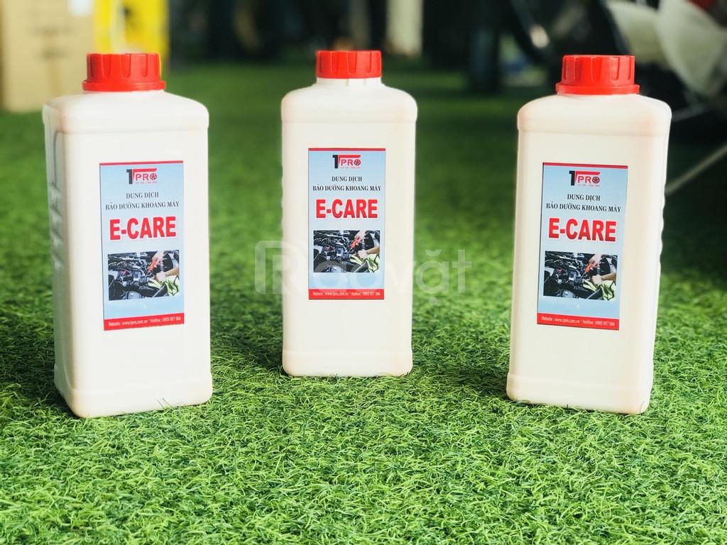 Dung dịch dưỡng khoang máy ô tô E-CARE giá rẻ