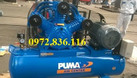 0972.836.116 Giá máy nén khí Puma Đài Loan PK75250, 5.5kw, 7.5hp (ảnh 1)