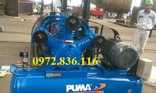 0972.836.116 Giá máy nén khí Puma Đài Loan PK75250, 5.5kw, 7.5hp