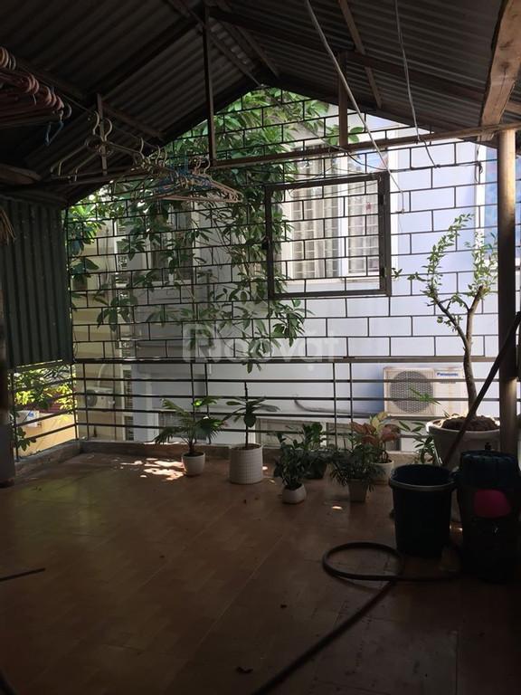 Nhà phố Thái Hà, ô tô đỗ trong nhà, 55m2