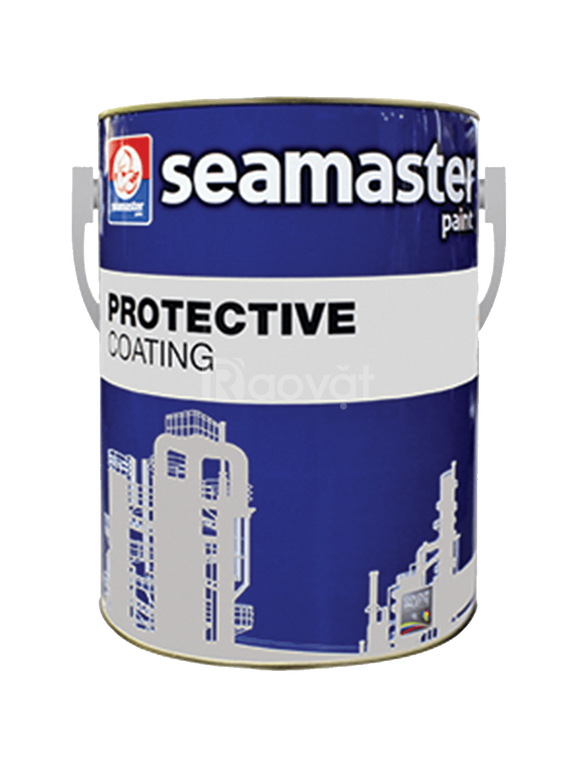 Cửa hàng phân phối sơn chịu nhiệt 600 độ  seamaster giá rẻ