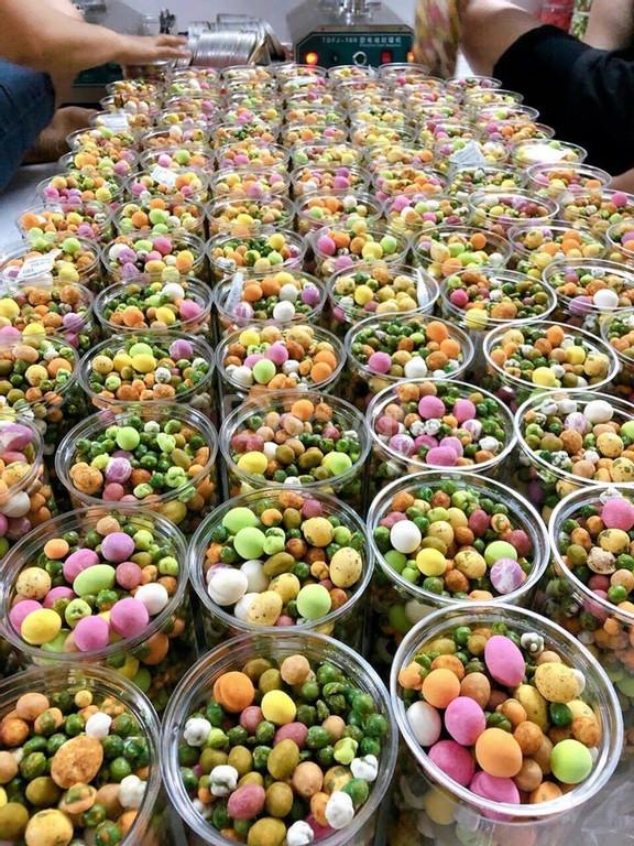 Đậu thập cẩm mix 22 vị- Heomi Foods