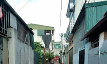 Đất Thịnh Liệt, Hoàng Mai. 54m2, mặt tiền 4m