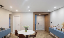 Dành cho gia đình trẻ Vista Iverside căn hộ xanh thoáng 3 mặt tiền