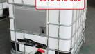 Cung cấp tank nhựa vuông IBC 1000l có khung sắt (ảnh 4)