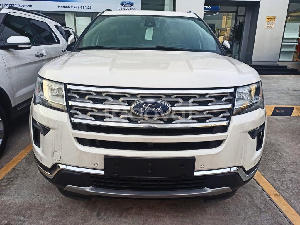 Ford explorer limited giá tốt miền nam