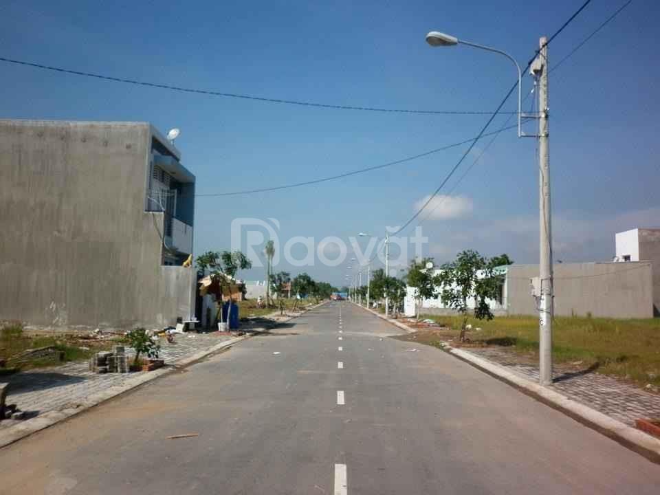 Ngân hàng tổ chức buổi thanh lý 14 nền đất ngay khu dân cư Võ Văn Vân