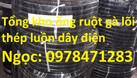 Ống ruột gà lõi thép bọc nhựa PVC phi 50, phi 60, phi 75, phi 90. (ảnh 8)